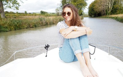 "Hausboot Reise ""Canal du Midi"""
